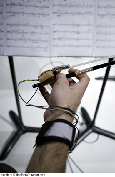 Augmented Violin